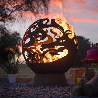 Fire Globes